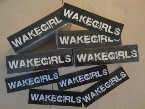 WG Stickers