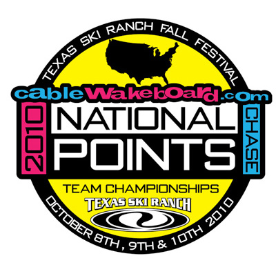 CableWakeboard.com National Points Championship at TSR