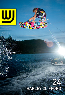 Wake Journal 24: Harley Clifford plus Win a Slingshot Newton Wakeboard!