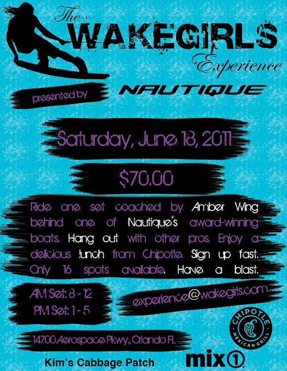 WakeGirls Experience – June 18, 2011